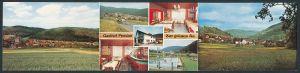 Klapp-AK Dexbach, Panorama & Gasthof-Pension