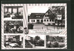 AK Lettgenbrunn, Gasthaus