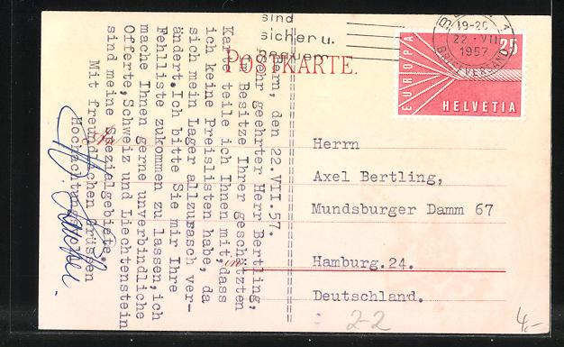 Ak Die Ersten Briefmarken Von Würtemberg Nr 7777062 Oldthing