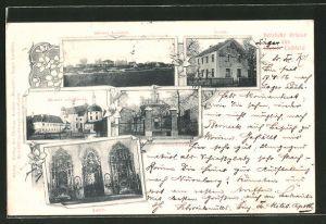 AK Lechfeld, Kloster Lechfeld, Schule