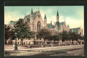 AK Nottingham, The University