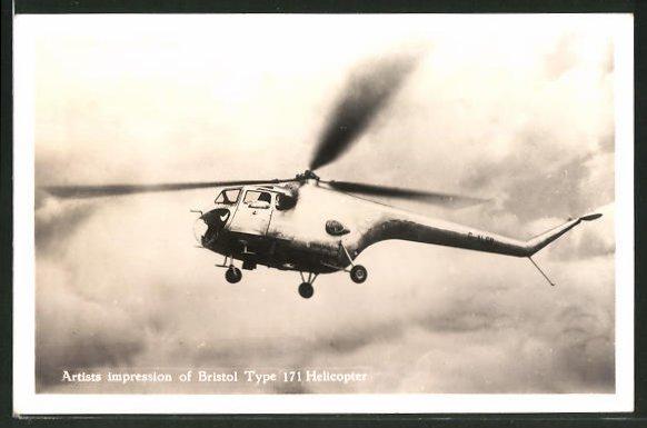 AK Hubschrauber Bristol Type 171