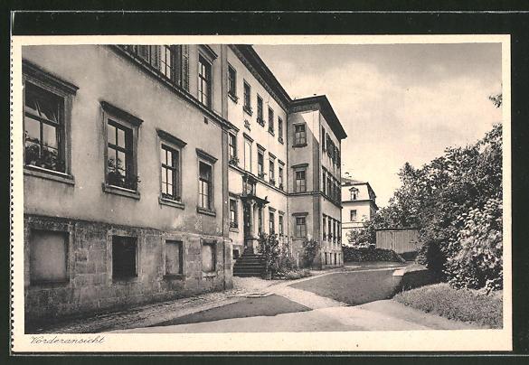 AK Lülsfeld, Kloster Maria Schnee, Haushaltungsschule