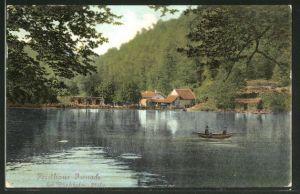 AK Bad Dürkheim, Forsthaus Isenach