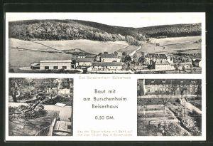 AK Rengshausen, Burschenheim Beiserhaus