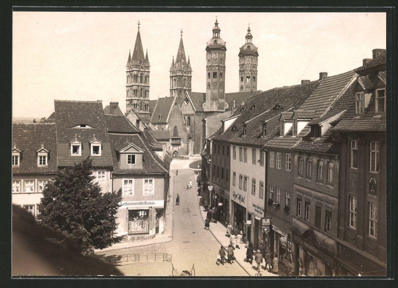Leipzig Fotografie fotografie fritz cölln leipzig ansicht naumburg blick zur