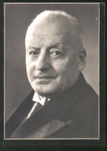 AK Dr. Giuseppe Motta, Consigliere Federale 1911-1940, Schweizer Politiker
