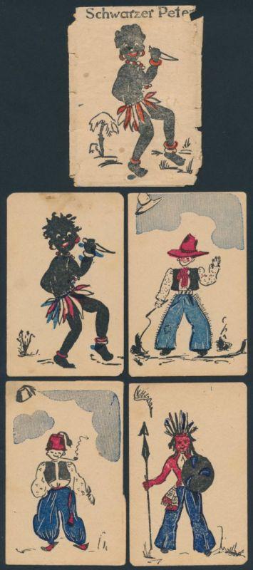 Kartenspiel 21