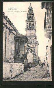 AK Cordoba, Calle del Cardenal Herrero