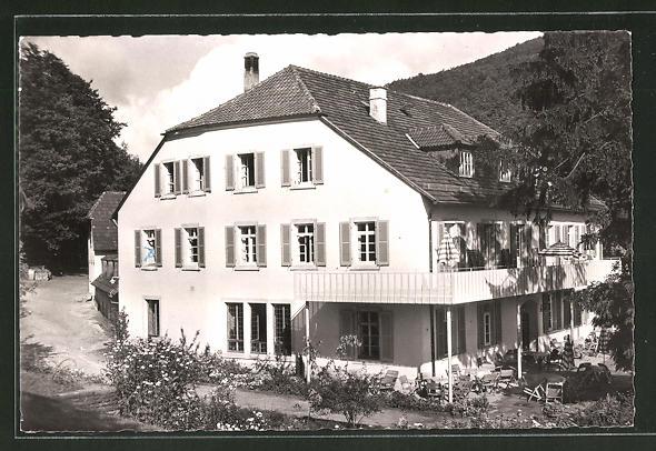 AK Klingenmünster, Hotel Ferienheim Klingbachhof