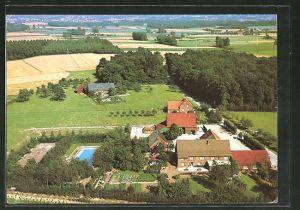 AK Wadersloh / Westf. , Ortsansicht aus der Vogelschau