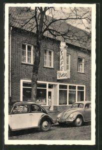 AK Ahaus, Konditorei & Café - Josef Born, Bahnhofstr. 17