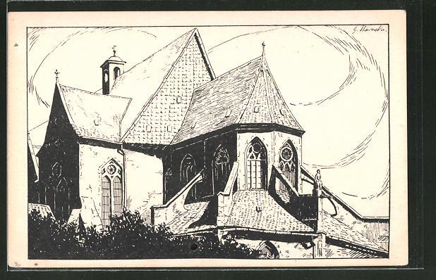 Künstler Braunschweig künstler ak braunschweig aegidienkirche vom spohrplatz aus nr