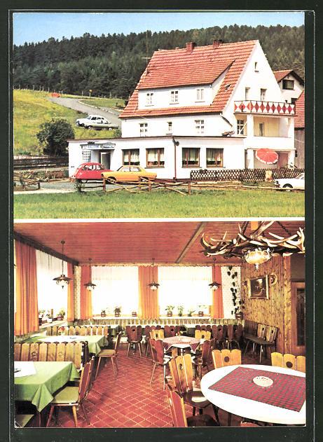 AK Jossatal-Burgjoss, Gasthaus & Pension