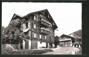 AK Hondrich, Hotel Hirschen