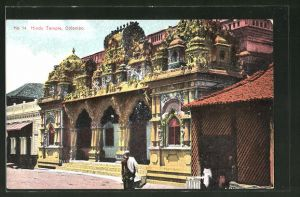AK Colombo, Hindu Temple
