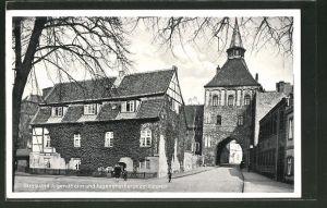 AK Stralsund, Jugendheim & Jugendherberge am Kütertor