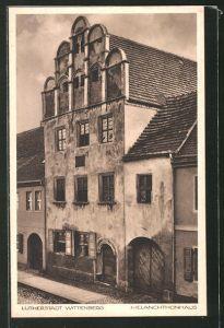 AK Wittenberg, Melanchtonhaus