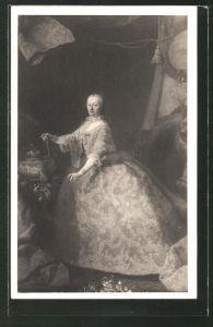 AK Kaiserin Maria Theresia von Österreich