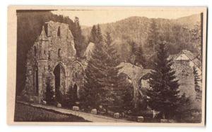 Fotografie unbekannter Fotograf, Ansicht Kloster Allerheiligen i/Schwarzwald