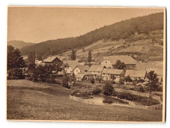 Fotografie unbekannter Fotograf, Ansicht Altenbrak i/Anhalt