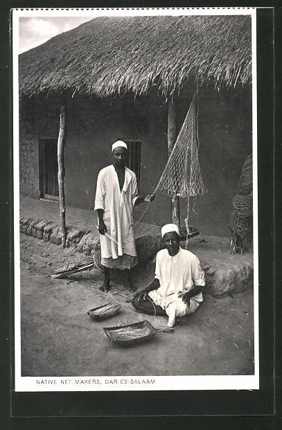 AK Dar-Es-Salaam, Native net makers