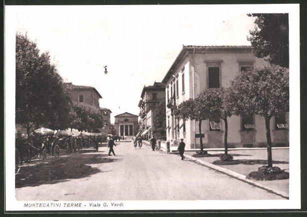 AK Montecatini Terme, Viale G. Verdi