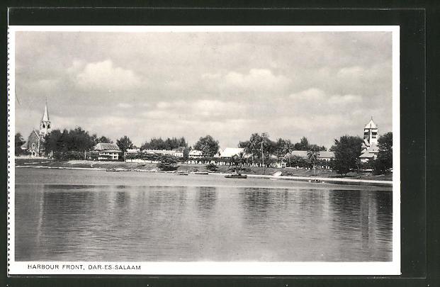 AK Dar-Es-Salaam, Harbour Front, Hafenpartie