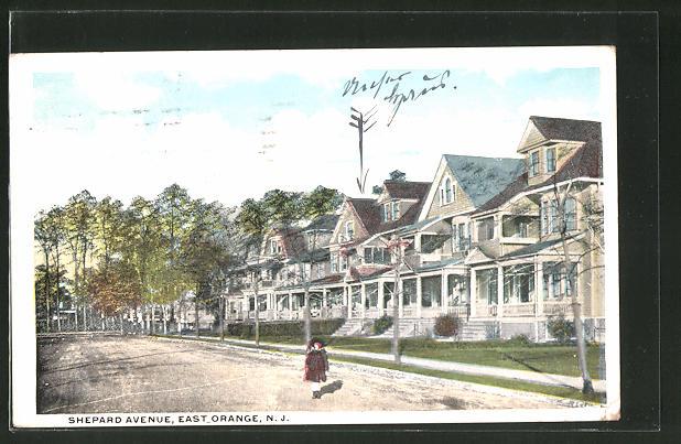 AK East Orange, NJ, Shepard Avenue