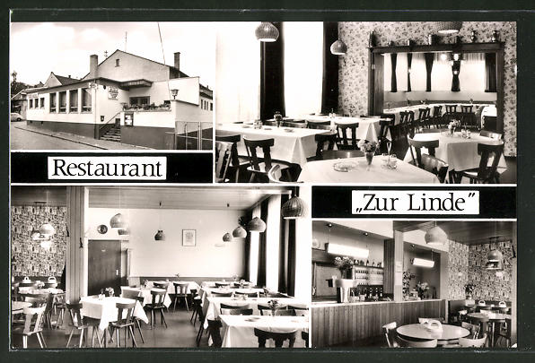 AK Kessel / Eichner, Restaurant