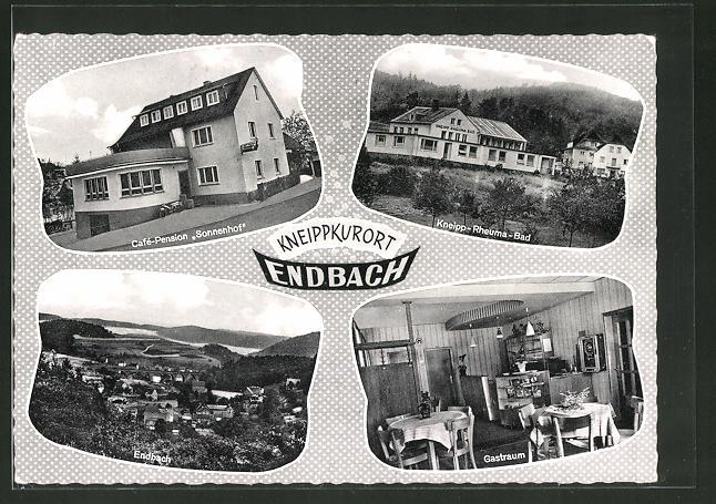 AK Endbach, Café-Pension