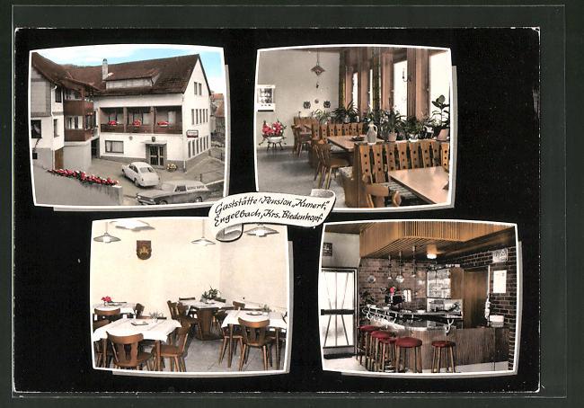 AK Engelbach, Gasthaus-Pension