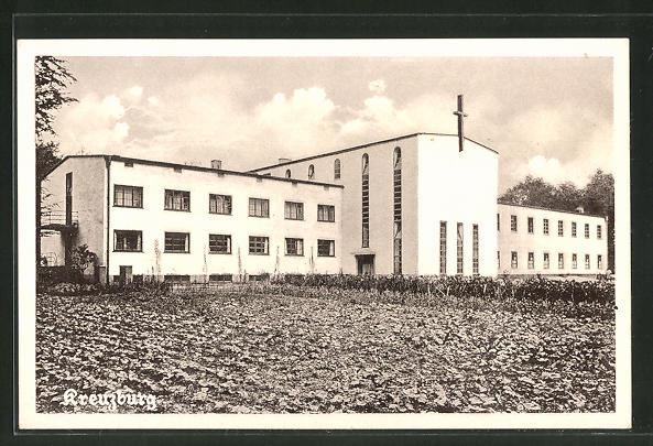 AK Gross Kreuzburg b. Hanau,