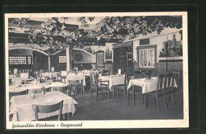 AK Grünwald i. Isartal, Grünwalder Weinbauer Gasthaus