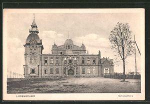 AK Lüdenscheid, Blick auf die Schützenhalle