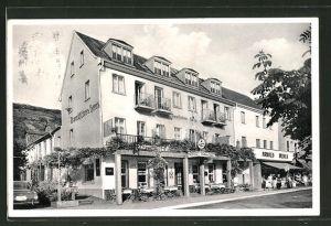 AK Kamp a. Rh., Hotel Deutsches Haus von Karl Kimmel