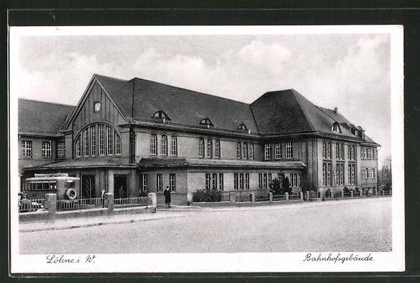Bahnhof Löhne plz löhne nordrhein westfalen postleitzahlen 32584 herford