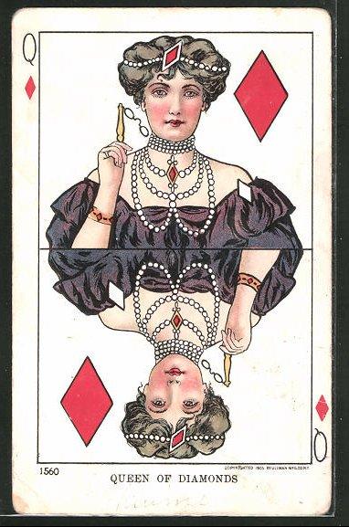 Karo Beim Kartenspiel