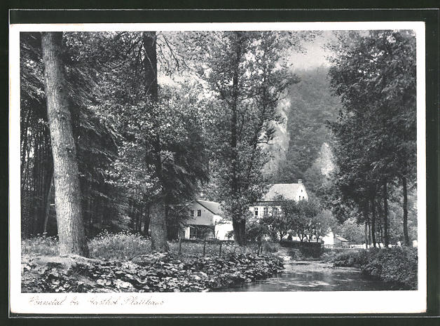 AK Fröndenberg, Gaststätte Platthaus