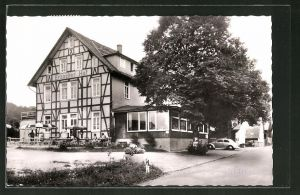 AK Weschnitz / Odenwald, Hotel Erbacher Hof