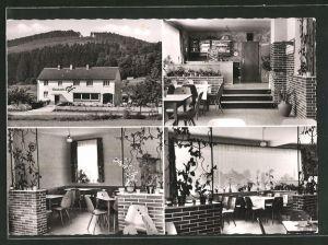 AK Weilbach, Gasthaus & Pension zum Ohrnbachtal