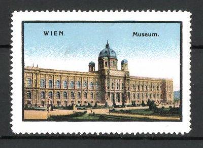Reklamemarke Serie: Wien, Museum
