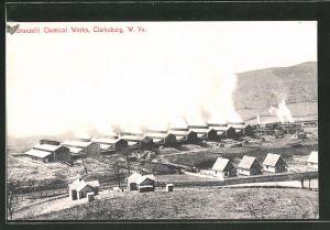 AK Clarksburg, WV, Grasselli Chemical Works