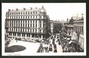 AK Bukarest, Calea Victoriei