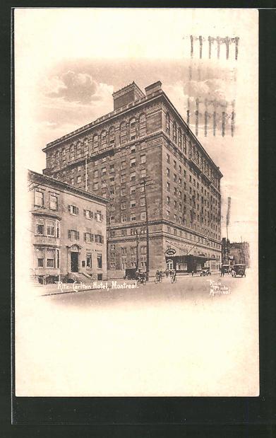 AK Montreal, Ritz-Carlton Hotel