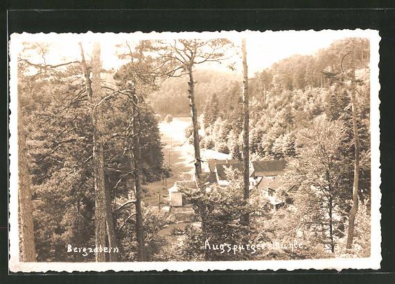 AK Bergzabern, Partie mit der Augsburger-Mühle