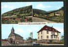 AK Reisenbach / Odenwald, Kirche, Ortsansicht
