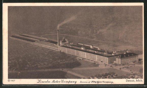AK Detroit, MI, Lincoln Motor Company, Autowerk, Ford
