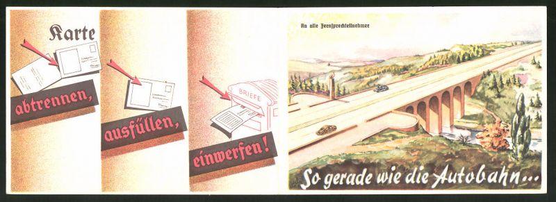 Klapp-AK Stuttgart, Süddeutscher Krankenversicherungsverein München, Tübinger Strasse 19b,