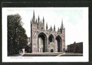 AK Peterbourgh, Cathedral